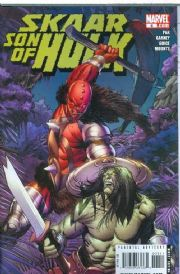 Skaar Son Of Hulk #6 (2008) Marvel comic book